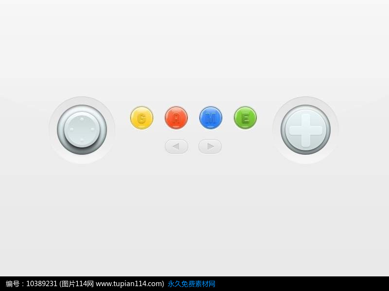 ui界面开关按钮模板设计