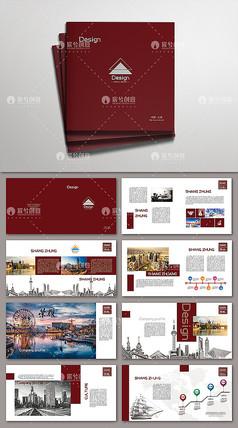 创意广告公司画册