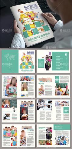 国外儿童教育画册