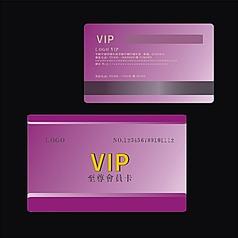 高档尊贵简洁大方金色时尚金属拉丝质感黄金古典欧式花纹VIP贵宾会员卡设计