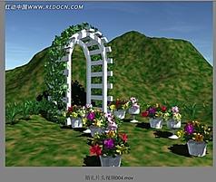 婚礼片头视频户外婚礼