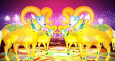 2015羊年视频片头