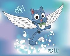 梦幻卡通猫咪