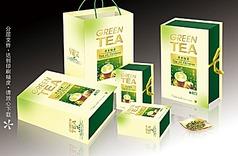 绿茶通用版礼盒