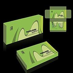 橡膠類產品包裝設計