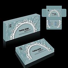 蕾絲類產品包裝設計
