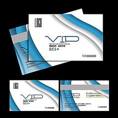 水疗美容会所VIP会员卡设计