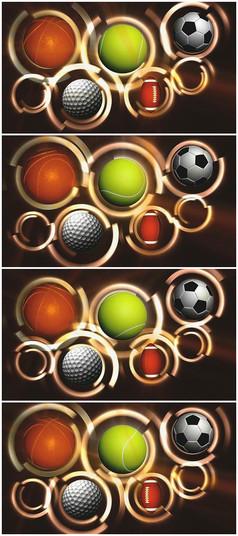 球类运动视频素材