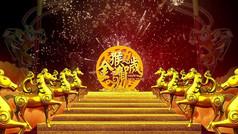 2016猴年春节动态视频