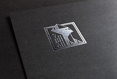 提案贴图UV标志展示logo效果图