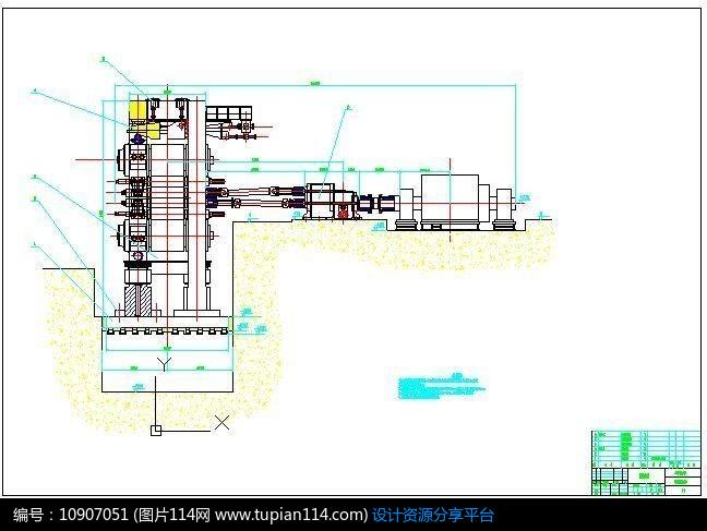 [原创] 1500六辊冷连轧机主传动系统设计