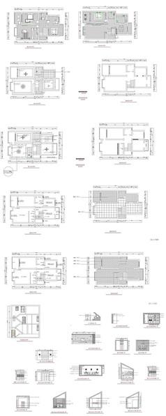 家居装饰CAD施工图