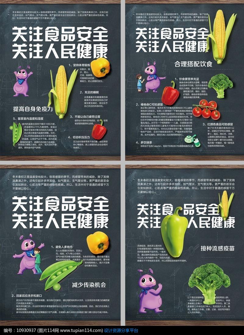 [原创] 食品安全宣传海报设计