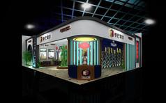 益和大唐房展石家莊展房產展3DMAX模型下載