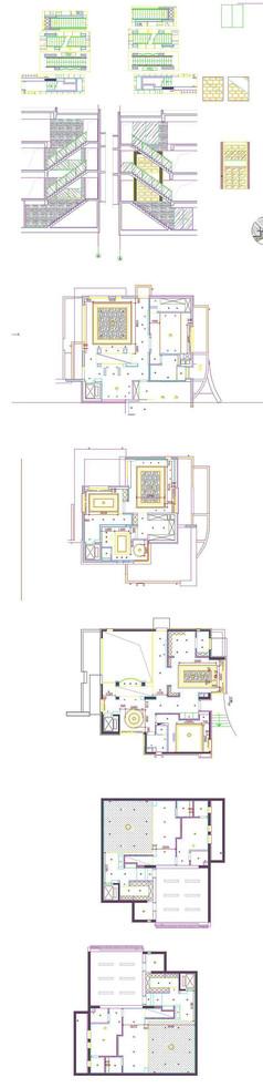 简单楼房电路图