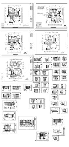 CAD室内设计平面图图片素材免费下载,CAD室内设计平面图模板免费下载 第1页