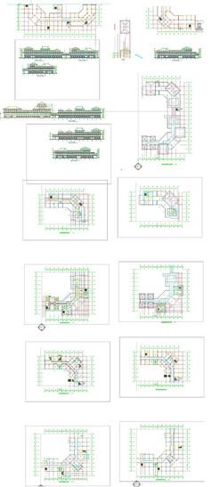 寺庙景观建筑设计图纸