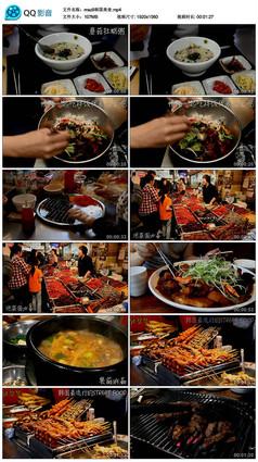 韩国美食鉴赏视频