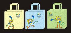 奥运会环保手提袋