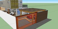 家居房集装箱改造