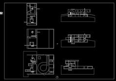 住宅立面图素材