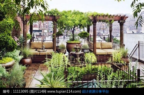 [原创] 庭院花园景观