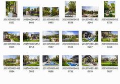 上海OCT华侨城十号院庭院景观设计