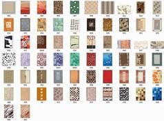 现代地毯贴图