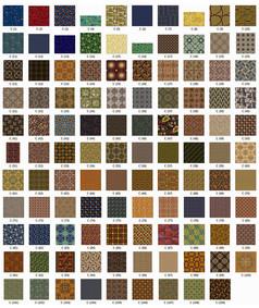 109款满铺地毯贴图