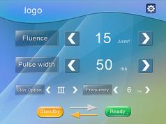移動端UI控制界面