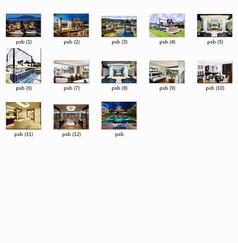 泰国普吉岛皇家码头豪华别墅景观