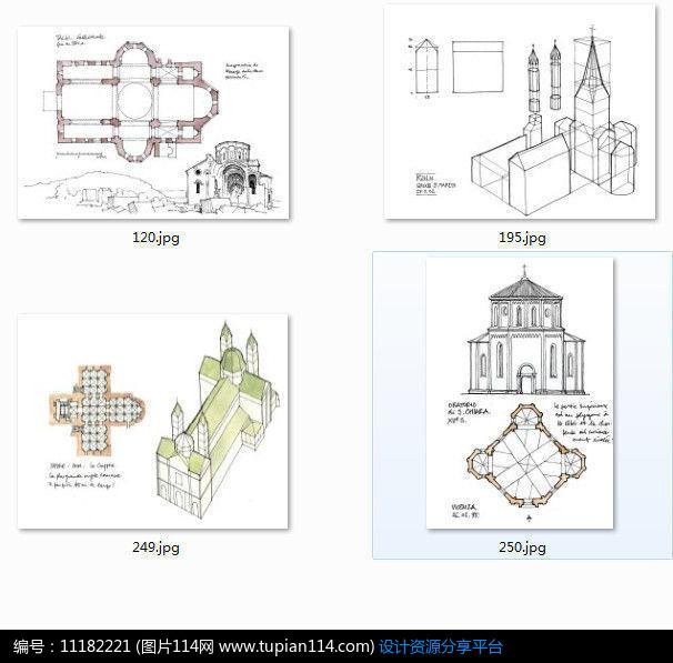 [原创] 建筑结构图