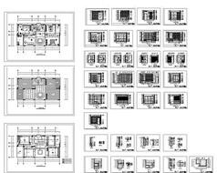 某别墅二层房间设计