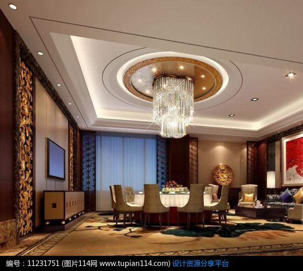 豪华酒店包厢,3d室内模型免费下载,3dmax室内设计模型