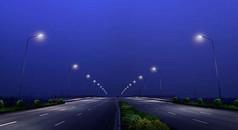 景观亮化公路路灯照明设计