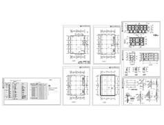 西安古建营业厅施工图