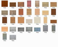 室内室外木纹贴图