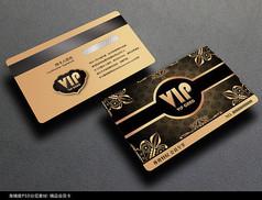 高档会员卡设计模板