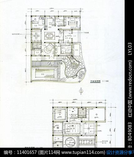 相关素材 立面图住宅楼室内设计室内装修效果图手绘图