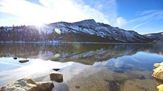 美国国家公园风光延时摄影2K实拍素材