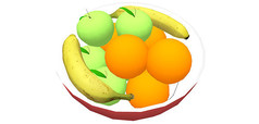橙子苹果香蕉