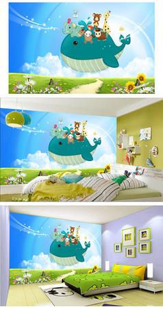 儿童背景卡通背景