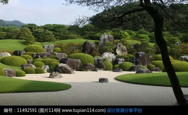 [原创] 欧式植物石景景观