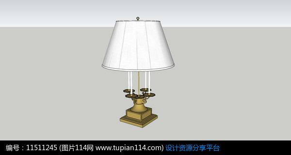 欧式台灯,3d灯具模型下载,3d中式灯具模型,3d吊灯模型