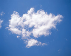 天空白云景观贴图