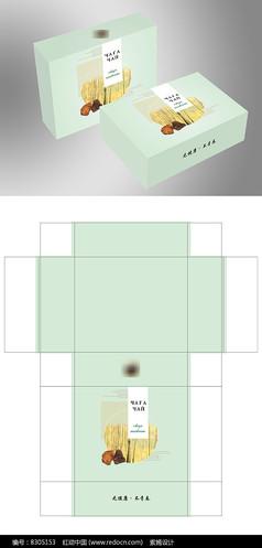 时尚清新精品茶叶包装设计