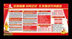 党风廉政建设宣传栏