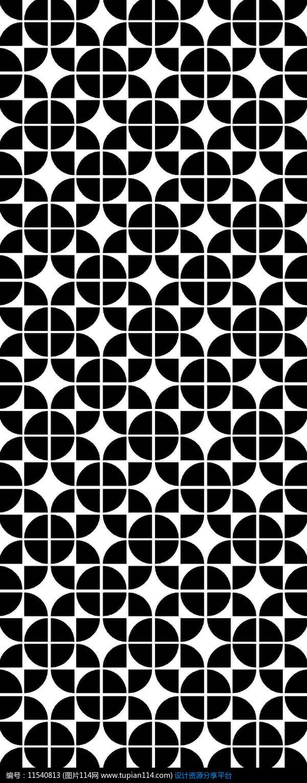 圆圈雕刻图案设计素材免费下载_雕刻图案cdr_图片114