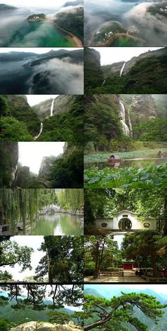 庐山风光庐山自然风景