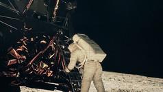 外星球震撼登陆太空视频